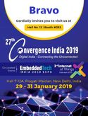 china latest news about Bravo will attend to the 27th convergence India 2019 Exhibition
