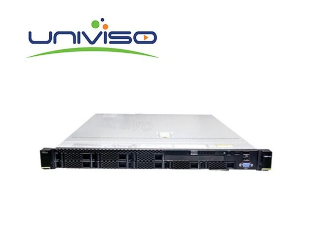 High Density Server Video Transcoder A/V Bravo HD/SD Real Time Web Management Control