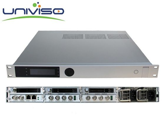 MPEG - 2  AVS H264 / H265 SD HD 4K Encoder And Transcoder BWFCPC - 8100